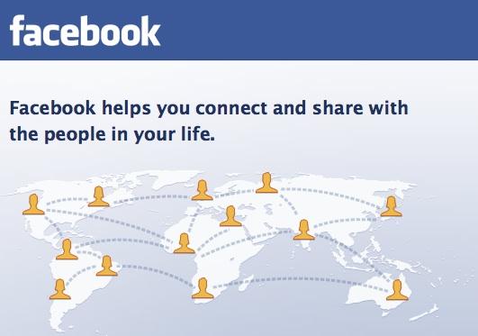 В света социална мрежа фейсбук facebook