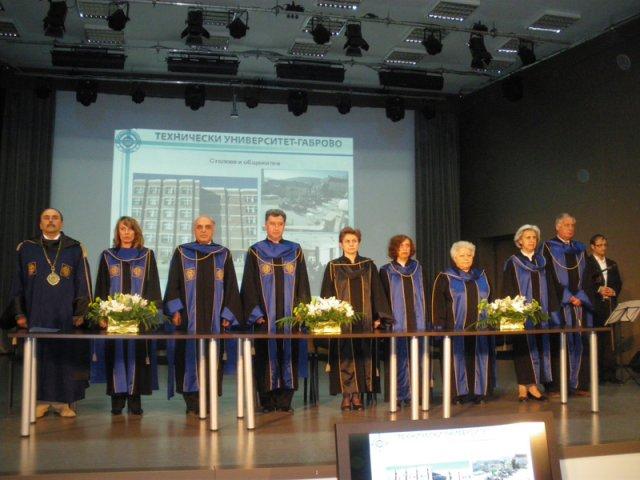 снимка: Технически университет - Габрово