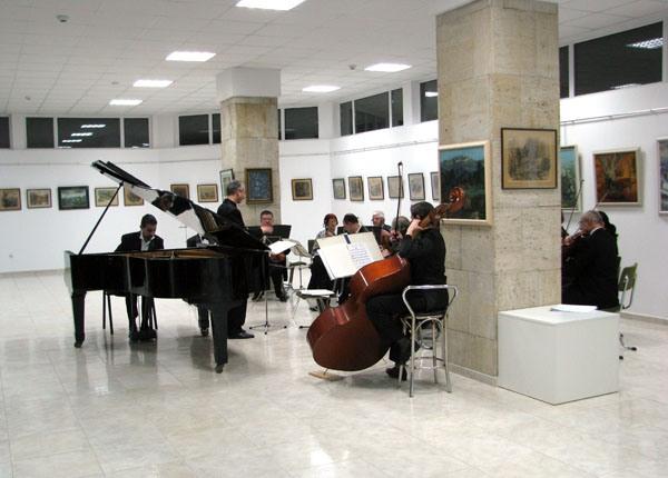 снимка: Габровски камерен оркестър