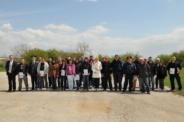снимка: Пресцентър ОД на МВР - Велико Търново