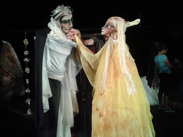 снимка: Габровския куклен театър