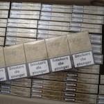 Хванаха 13 000 къса контрабандни цигари в Габрово