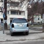 Няма ефект от глобите за неправилно паркиране!