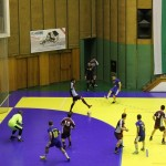 Започна третата седмица от 23-я турнир по минифутбол