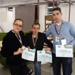 """Трето място за ПГТ """"Пенчо Семов"""" от състезание на Джуниър Ачийвмънт"""