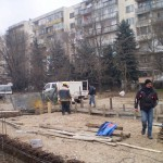 """Кметът инспектира строежа на пенсионерския клуб в ж.к.""""Митко Палаузов"""""""