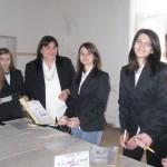 Първи креативен лагер за учебни компании в Габрово
