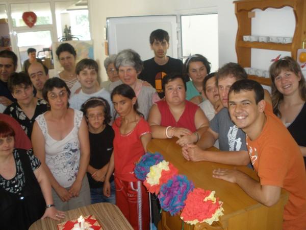 снимка: Дневен център за възрастни хора с увреждания