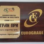 """Младежите от ДФА """"Габровче"""" спечелиха награда """"Гран при"""""""