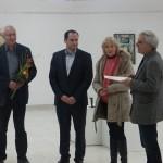 Ема Вертерова спечели наградата на Общината от Пролетния салон