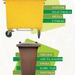 Габрово постепенно преминава към разделното събиране на отпадъците