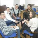 Работа в екип и ефективно общуване в ученическия съвет