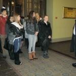 Габровски ученици отбелязаха Деня на спасението в София