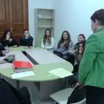 Доброволчески клуб на учениците от НАГ