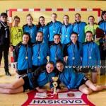 """ХК""""Бъки"""" спечели първа купа за 2015-та"""