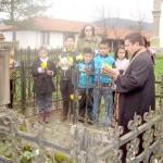 В Сенник отбелязаха 75 години от кончината на Дан Колов