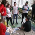 Габровски ученици тестваха подготовката си при бедствия и пожари