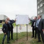 Йордан Йовчев откри стрийт фитнеса в Севлиево