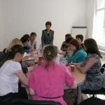 Молдовска делегация посети Дома за медико-социални грижи за деца в Габрово