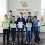 Златни медали за информатиците на ПМГ