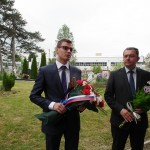 Почетоха загиналите в Руско-турската освободителна и Втората световна война
