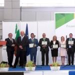 Общината получи Европейския етикет за иновации и добро управление