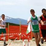 Вицешампионската си титла от НШ по планинско бягане за Християн Стоянов