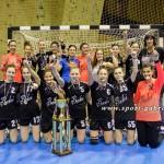 """""""Бъки"""" е новият шампион на България по хандбал при жените!"""