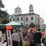 Габрово отбеляза 1-ви май с балони и постери