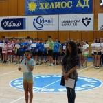 Кметът на Севлиево откри финалите по бадминтон за ученици 5-7 клас