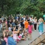 Детски празник за Първи юни в Габрово