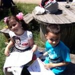 """Парти на открито за децата от ОДЗ """"Дъга"""" – Габрово"""