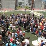 Футболният турнир на детските градини събра стотици