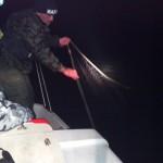 Инспектори иззеха близо 800 метра бракониерски мрежи