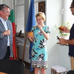 Таня Христова се срещна с кмета на Драма