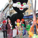 Габровският карнавал гостува в Двореца в Балчик