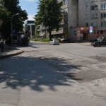 """Започна пълното възстановяване на кръстовището на бул.""""Априлов"""""""