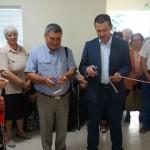 Кметът на Севлиево преряза лентата на пенсионерски клуб