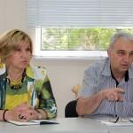 Работна среща по повод проект в системата на спешната помощ