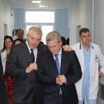 Ваньо Шарков обсъди модернизирането на спешната помощ в Габровско