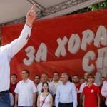 Миков на Бузлуджа: От тук тръгваме за спечелване на местните избори