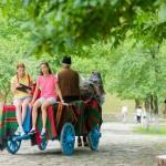 Етъра част от рекламен клип на Детската Евровизия