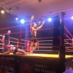 "Габровецът Бранко Бабачев с победа на ""TWINS MMA 11 Delta Guard"""