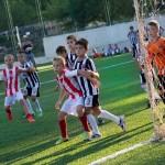 Кметът на община Дряново д-р Иван Николов откри новия стадион в с. Царева ливада