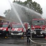 Осветиха новата техника на севлиевската пожарна
