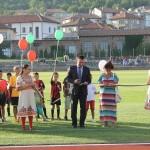 Откриха обновения спортен комплекс в Дряново (снимки)