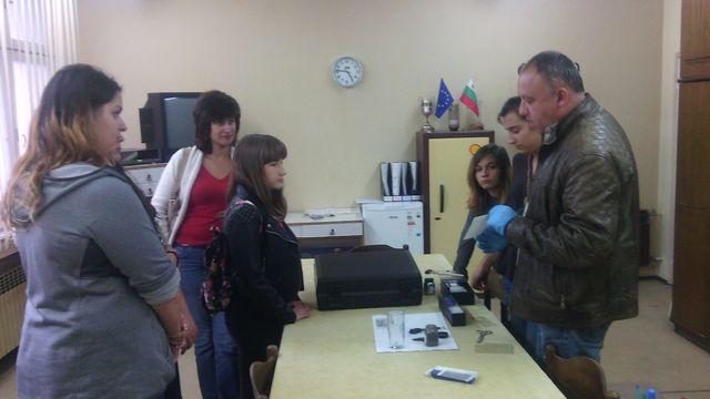 снимка: Пресцентър ОД на МВР - Габрово