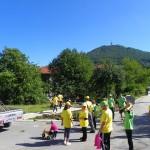 Кампания за облагородяване на жилищни райони