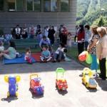 Нови социални услуги за подкрепа на деца и семейства в риск