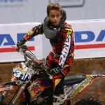 Габровски талант четвърти на суперкрос състезанието в Арена Армеец